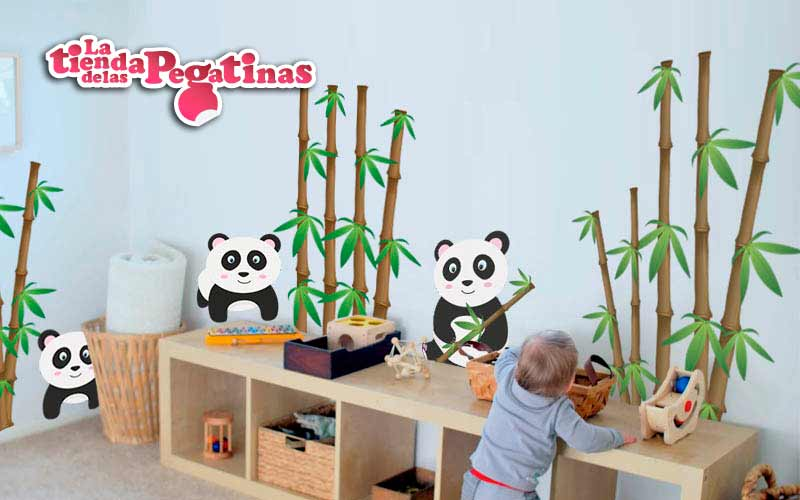 Vinilos infantiles para decorar 4 blog vinilos for Pegatinas vinilos infantiles
