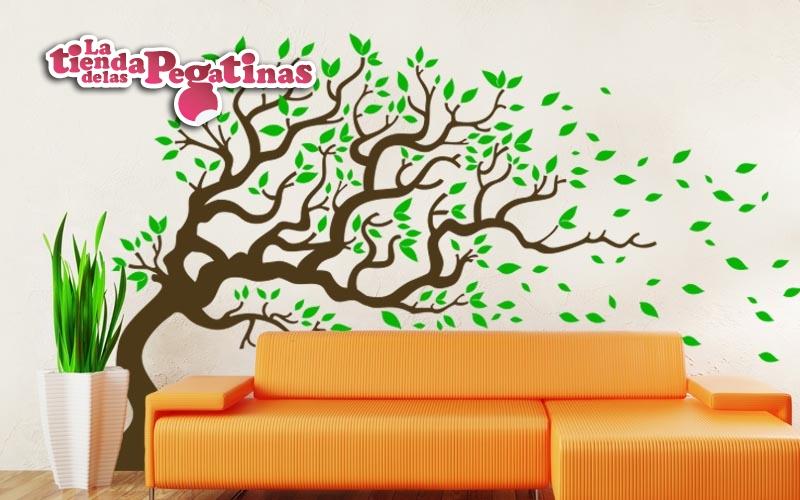 Imagenes de arboles en vinilo imagui - Arboles en la pared ...