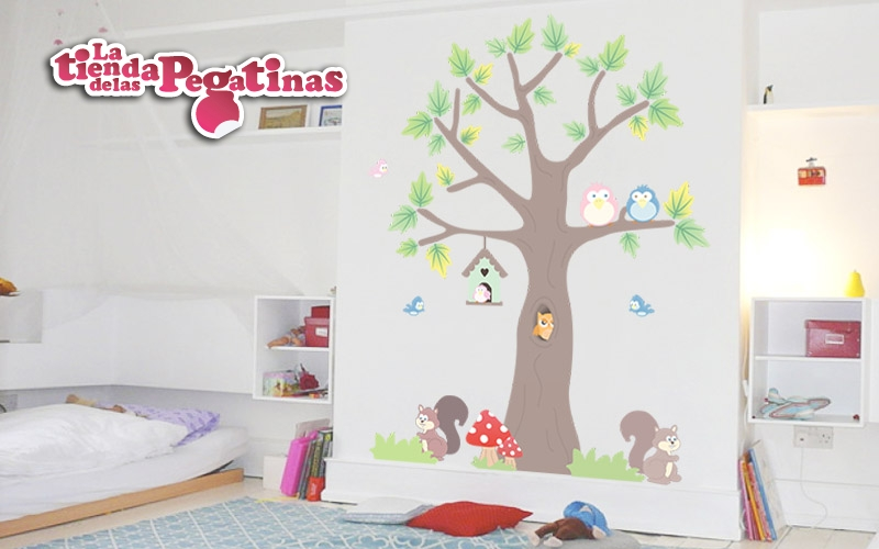 Comprar stickers infantiles 2 blog vinilos decorativos for Vinilos para pared habitacion nina