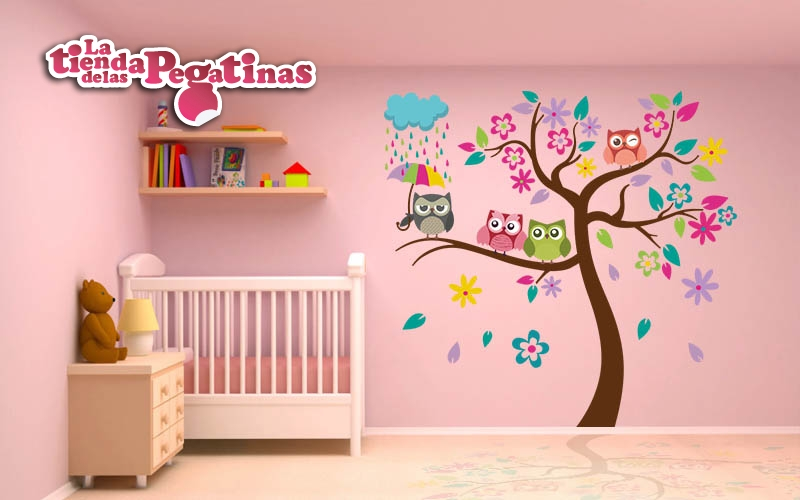Encuentra tu vinilo decorativo ideal 4 blog vinilos for Vinilos decorativos pared infantiles