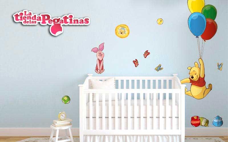 Adhesivos de osos para cuartos infantiles - Habitacion winnie the pooh ...