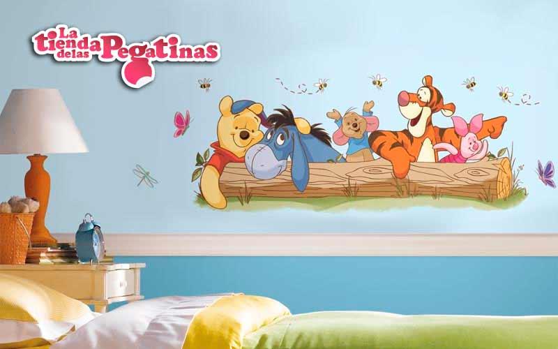Vinilos Infantiles Disney.Vinilos Infantiles De Winnie The Pooh