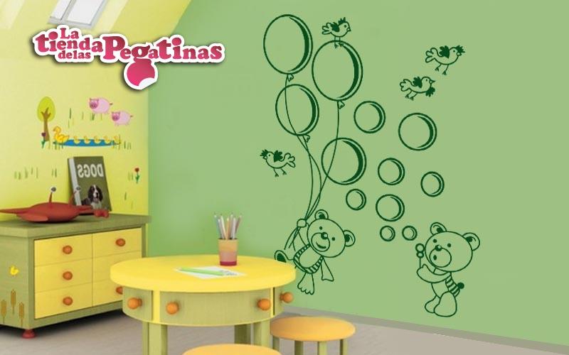 Vinilos decorativos iii blog vinilos decorativos la for Pegatinas vinilos infantiles