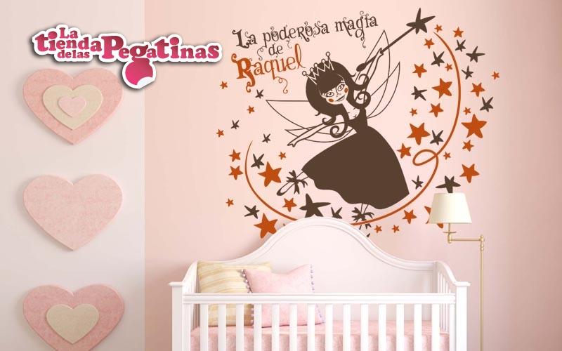 Vinilos infantiles de hadas y mariposas blog vinilos for Vinilos infantiles hadas