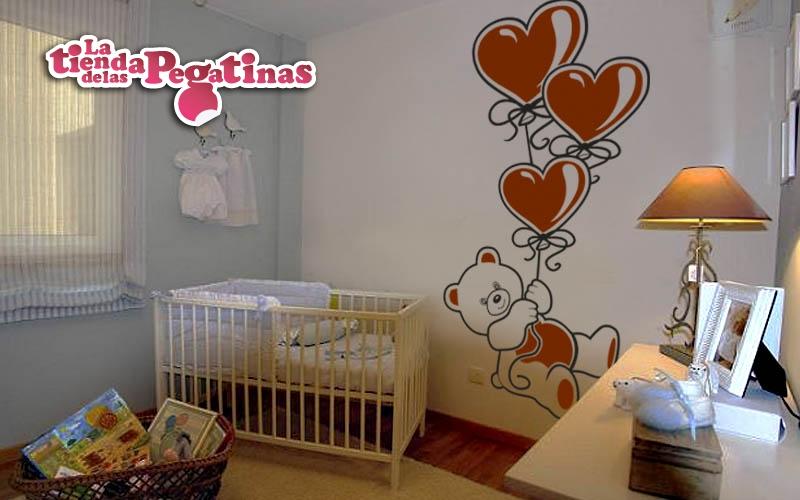 Vinilos decorativos infantiles para habitaciones de beb for Pegatinas habitacion infantil
