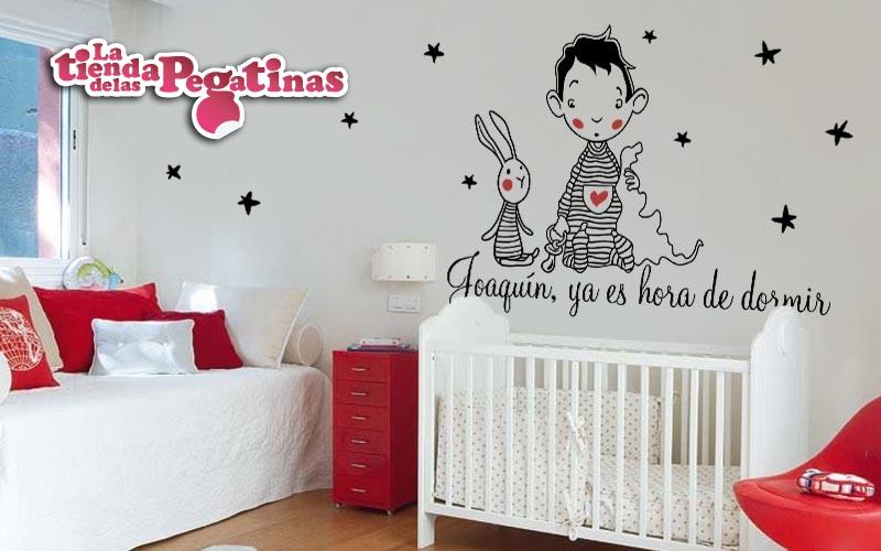 Los vinilos infantiles mas bonitos blog vinilos for Pegatinas pared bebe
