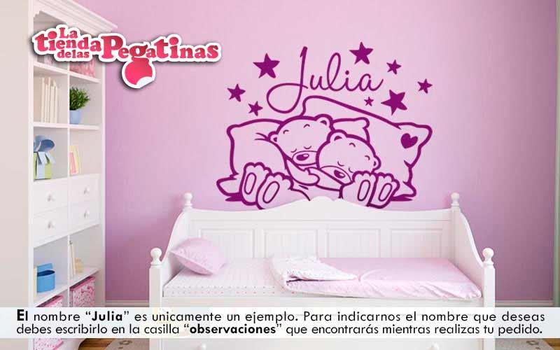 Adhesivos de osos para cuartos infantiles for Pegatinas para habitaciones