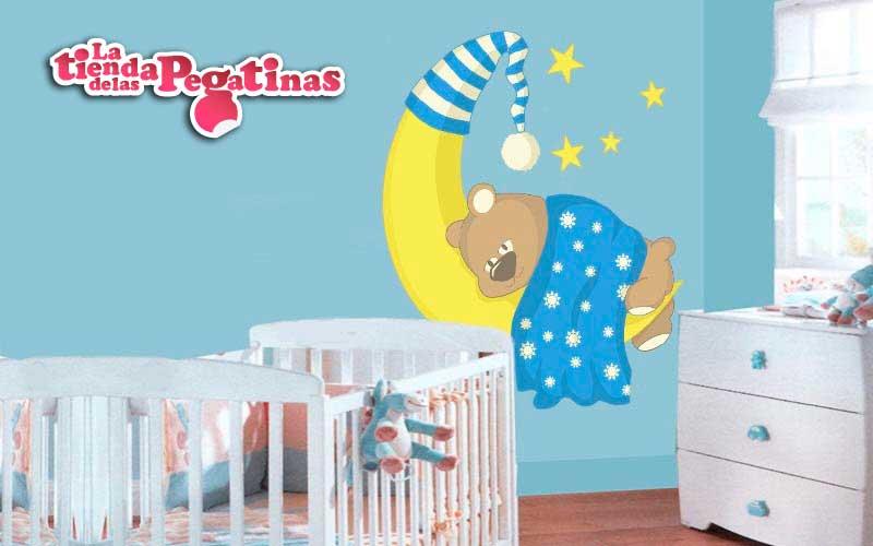 Adhesivos de osos para cuartos infantiles for Adhesivos infantiles