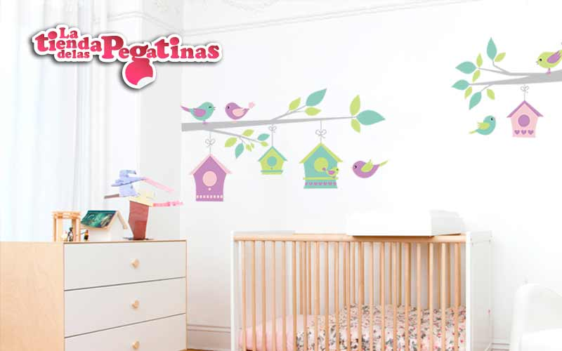 Decorar Paredes Infantiles. Gallery Of Vinilos Disney With Decorar ...