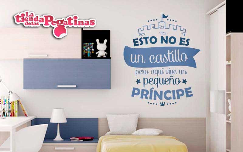 Dale un toque alegre a tu hogar con nuestros vinilos for Pegatinas para habitacion de bebe
