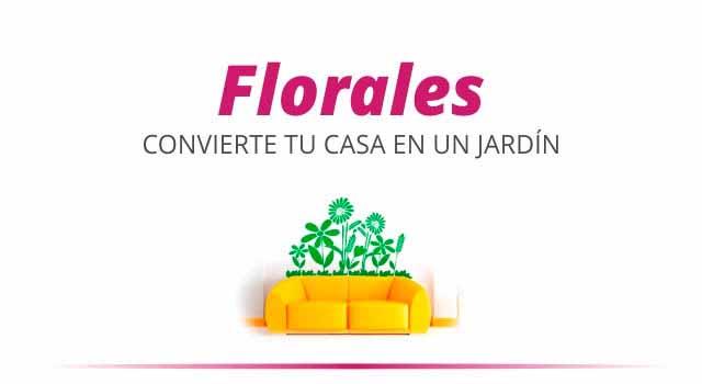 Vinilos flores