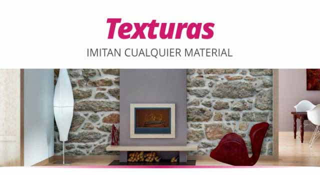 Fotomurales texturas