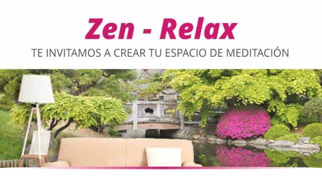 Fotomurales de zen y relax