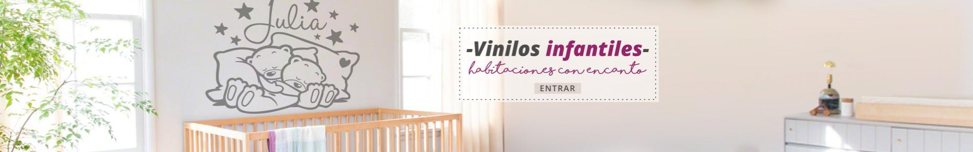 Comprar vinilos decorativos infantiles baratos online for Vinilos baratos online
