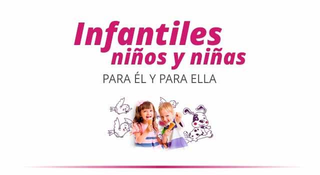 Vinilos Niños y Niñas