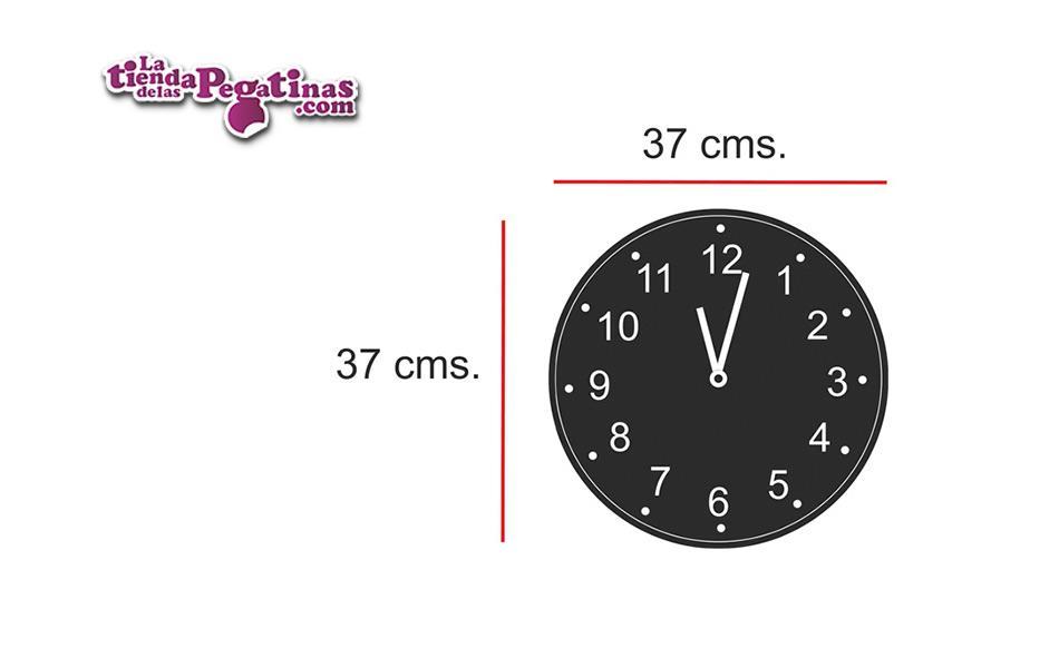 Vinilo - Reloj Amor de pareja