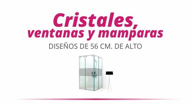 Vinilos cristales pequeños