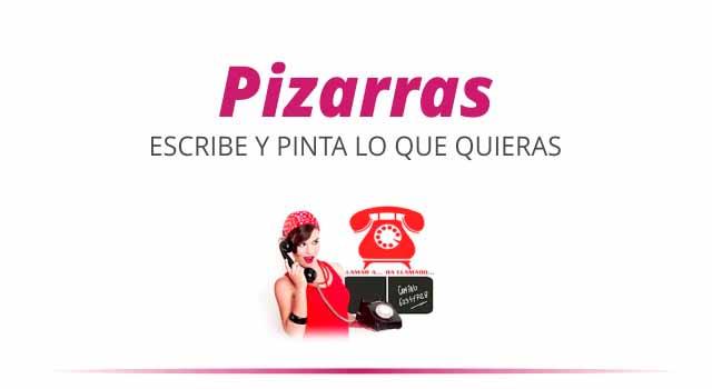 Pegatinas de Pizarras