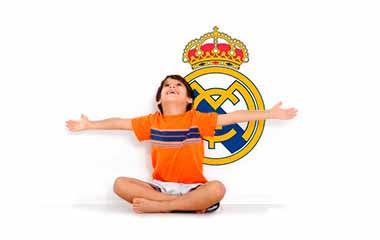 Vinilos del Real Madrid