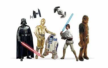 Vinilos Star Wars