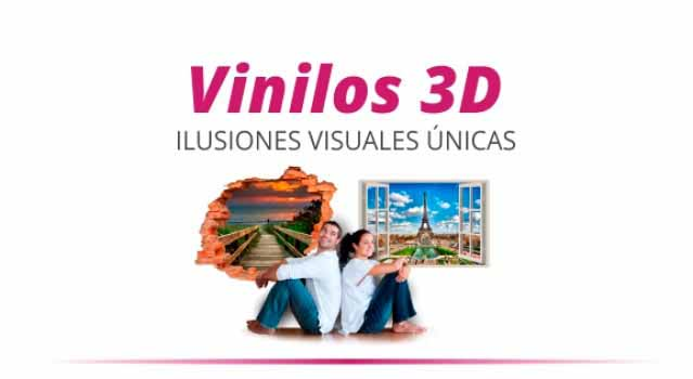 Pegatinas 3D