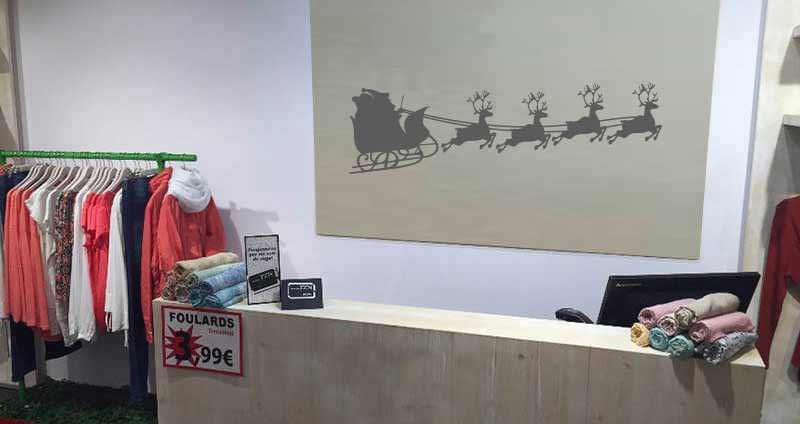 Vinilos navide os comprar aqu env o 24 48h - Vinilo pared barato ...