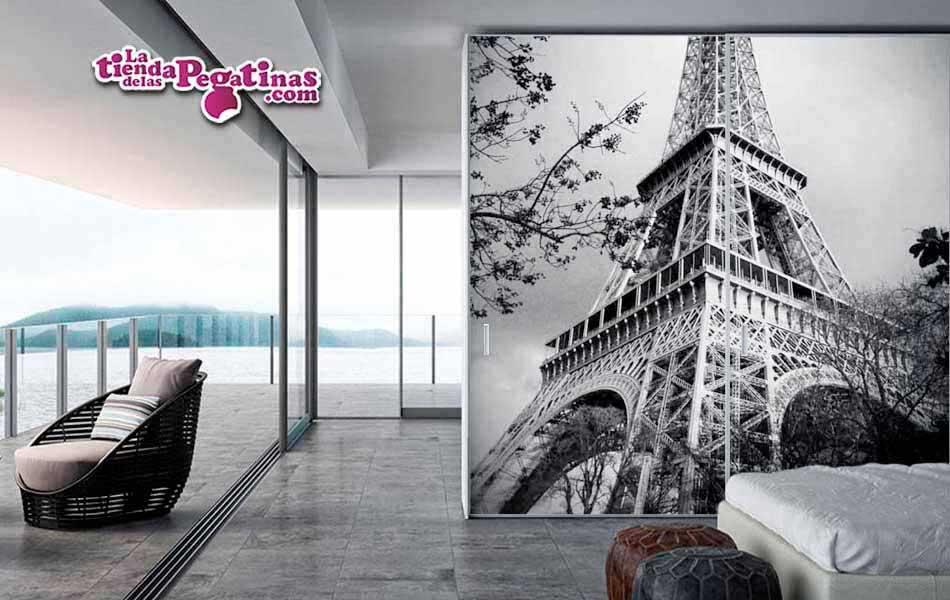 Fotomural Eiffel en París