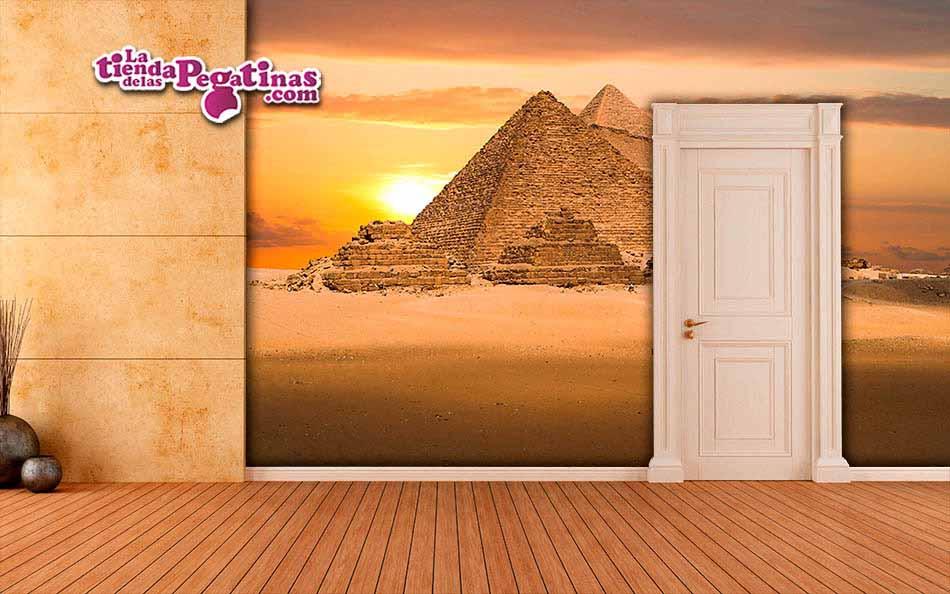 Fotomural Pirámides de Giza