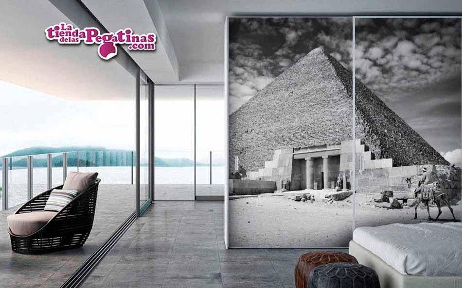 Fotomural Pirámide Egipto