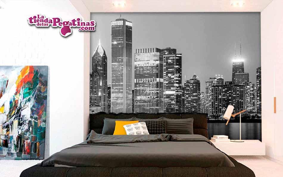 Fotomural Skyline de Chicago