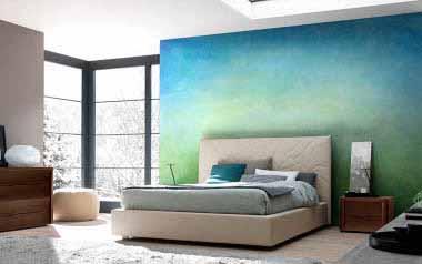 Fotomural Textura pintura de acuarela