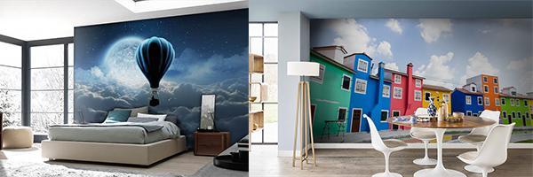 murales de pared