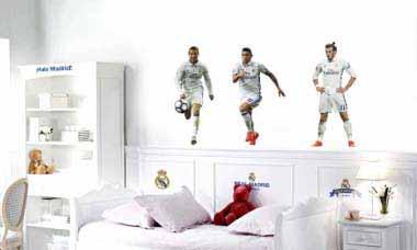 Vinilos Real Madrid