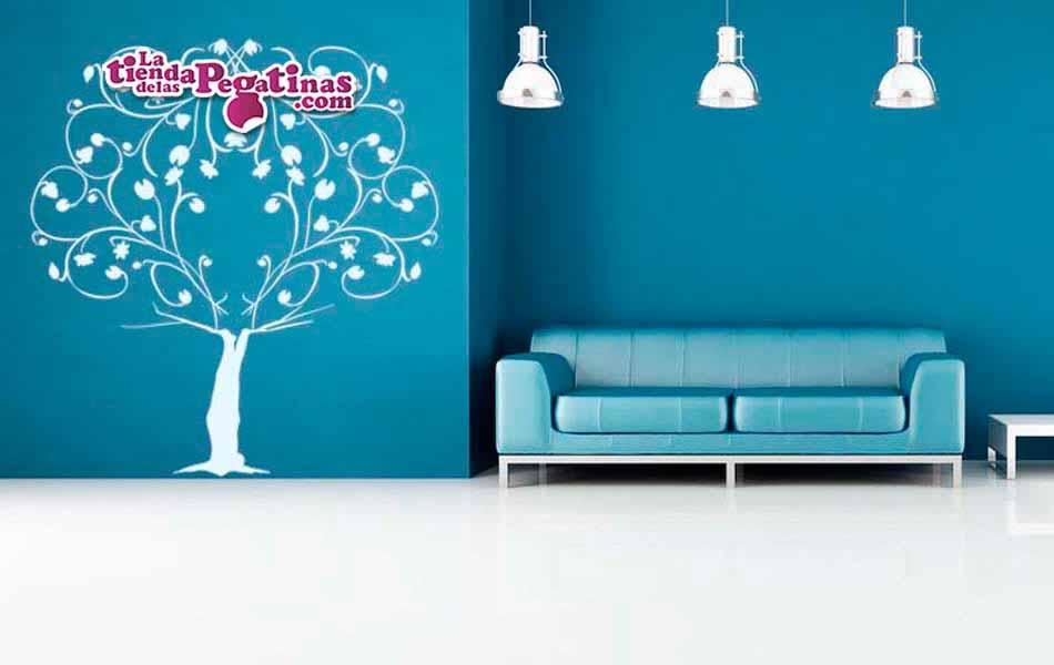 Vinilo decorativo - Árbol Ramal Helen