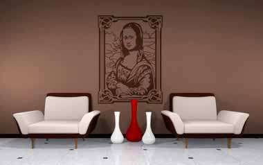 Vinilo decorativo - Arte DaVinci