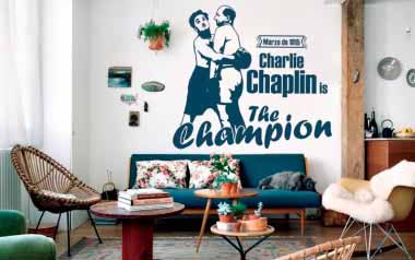 Vinilo - Charlot is The Champion