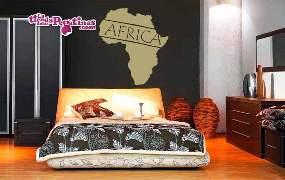 Vinilo decorativo - Africa Spirit