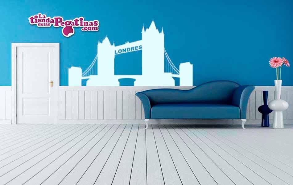 Vinilo decorativo - Londres Tower