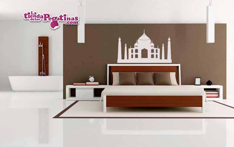 Vinilo decorativo - Taj-Mahal