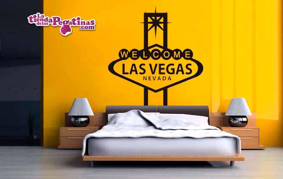 Vinilo decorativo - Las Vegas