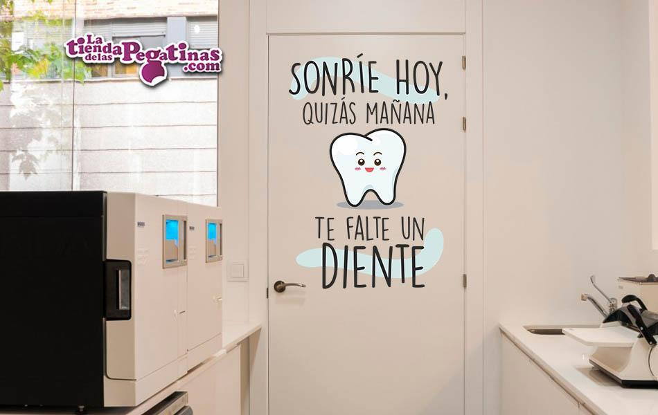 C mo decorar cl nicas dentales la tienda de las pegatinas - Decoracion clinica dental ...