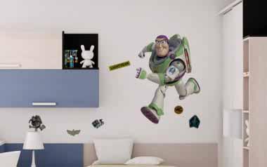 vinilo Buzz Lightyear