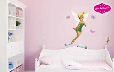 Vinilo Hada de Disney Campanilla