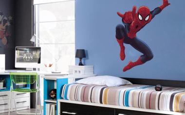 Vinilo Spiderman Gigante