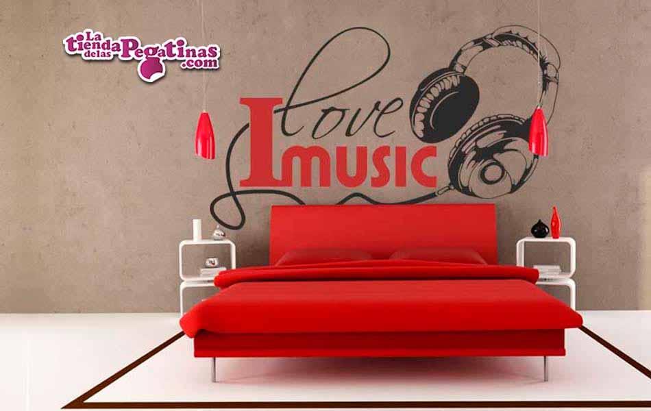 Vinilo I love music