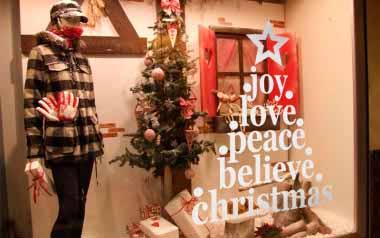 Vinilo Christmas tree