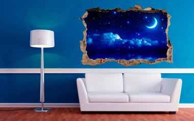 Vinilo - Agujero al cielo nocturno