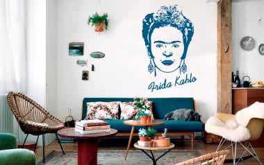 Vinilo Frida Kahlo
