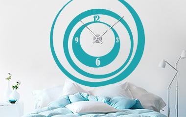 Vinilo Reloj Circulares XL