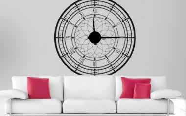 Vinilo - Reloj Big Ben Londres -XL-